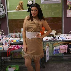 Pocahontas Adult Costume Handmade